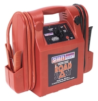 SEALEY RS105 ROADSTART EMER POWER PACK 12/24V 3200/1600A 17.5Kg C/W 1.8Mtr CABLE   Booster Pac