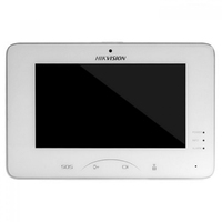 "Hikvision 7"" Intercom Monitor DS-KH8301-WT"