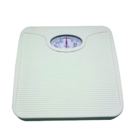 Mechanical Bathroom Scales White