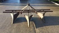 Drill Plough Ridger