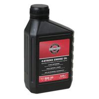 Briggs SAE30 Engine Oil, 4 Stroke 600ml BS100005E