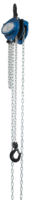 Tralift Manual Chain Block Silver Chain | 250 Kg WLL