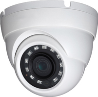 2MP 2.8mm Fixed Dome with 30m IR (Metal)