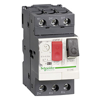 Telemecanique 0.16A-0.25A 0.06kW Circuit Breaker Thermal Magnetic