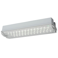 ANSELL CENTURION LED 3M/NM BULKHEAD C/W LEGEND, SELF-TEST
