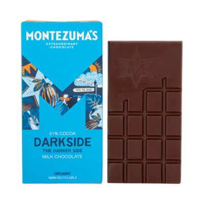 Chocolate: Montezuma's Dark Side