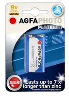 AgfaPhoto Digital Alkaline Battery 9V Card 1