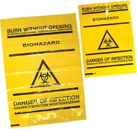 Biohazard Waste Bags (50 per pack)
