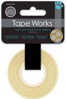 Tape Glitter Gold Polka Dot (Priced in singles, order in multiples of 4)