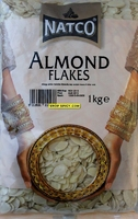 Almonds Flakes (Natco)- 1kg