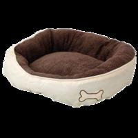 Dog Basket Chipz Brown S 52X46X20Cm