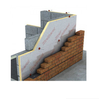 CAVITY WALL POLYISO 60MM BALE (7 SHEETS - 3.78M2)