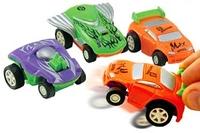 TOYS - PULL BACK CARS