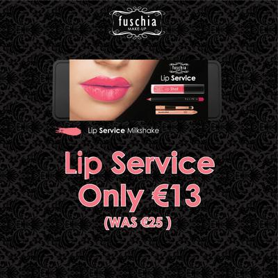Lip Service Milkshake