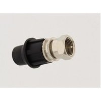 CaP F-Type Male Connector + CaP Covers 100