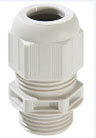 White Polyamide Cable Gland