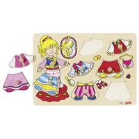 Dress Up Princess Puzzle (P/Sng Min 1)