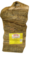 Kiln Dried Hardwood Logs  Mesh Bag