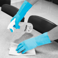 Polyco Swift Household Rubber Glove