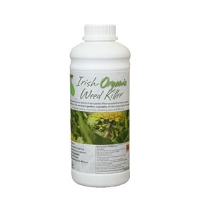 Organic Weed Killer 1ltr Concentrated