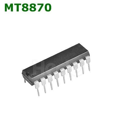 MT8870 ZAR Original