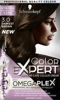 Color Expert Darkest Brown 3.0