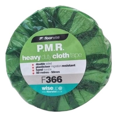 Heavy Duty D/S Cloth P.M.R. Tape