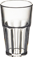 300ml American Style Tumbler Clear - Roltex