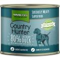 Natures Menu Country Hunter Dog Can - Duck & Plum 600g x 6