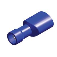 Blue Term Female Insulated Spade | 6.3mm
