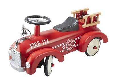 Ride on Fire Brigade.