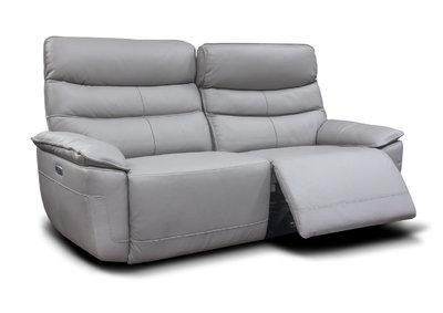 Cadiz leather sofa