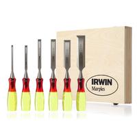 IRWIN Marples Chisels 6 Piece Set  10507059  M373/S6