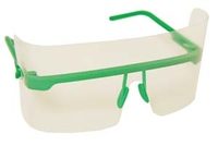 PROTECT+ GLASSES GREEN +30 SHIELDS