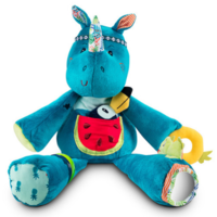 Maurice the Rhino Activity toy