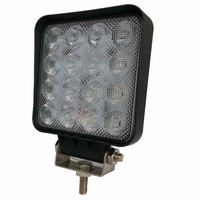 "4"" LED Square Work Lamp 