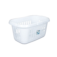 Casa Hipster Laundry Basket Ice White (WT897/1)