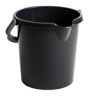 Casa 10L Bucket Midnight Black