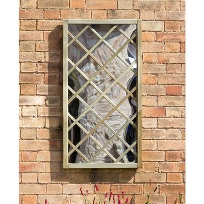 Primrose Garden Mirror