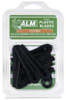 10 X PLASTIC BLADE SMALL HOLE FLYMO