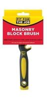 FBBB004 MASONRY BLOCK BRUSH