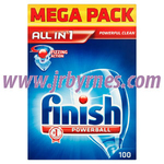 Finish DishWashing Powerball Tablets 110 x4