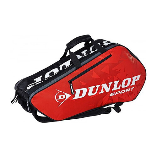 DUNLOP HOLDERS D TAC TOUR 6 RACKET RED