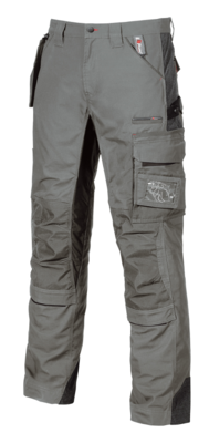 U-Power SY001 Race Trouser Grey