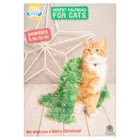 Good Girl Pawsley Christmas Cat Advent Calendar x 12