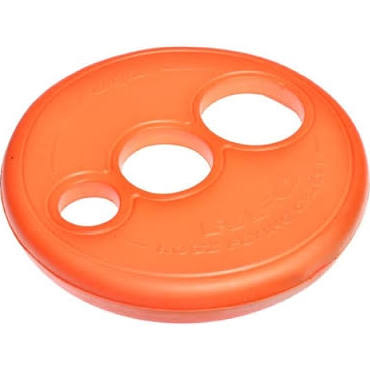 "Rogz RFO Flying Object Orange 9"" x 1"