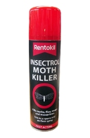 Rentokil Insectrol Moth Killer Spray 250ml (Red Top)