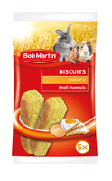 Bob Martin Energy Biscuits for Small Animals x 12