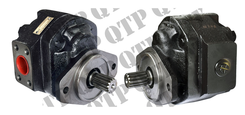 Hydraulic Pump Massey Ferguson 50B 50HX Cast - Quality Tractor Parts