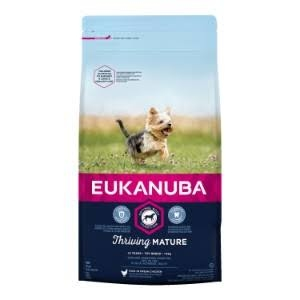 Eukanuba Thriving Mature Toy Breed Chicken 2kg
